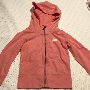 Nike Hooded Zip Sweatshirt